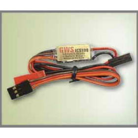 GWS ICS-100E/J CPU Speed Controller: 2.8khz / for JR