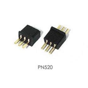 Astro Flight Inc. (USA): Astro 520 Three Pin Deans - 1 Pair
