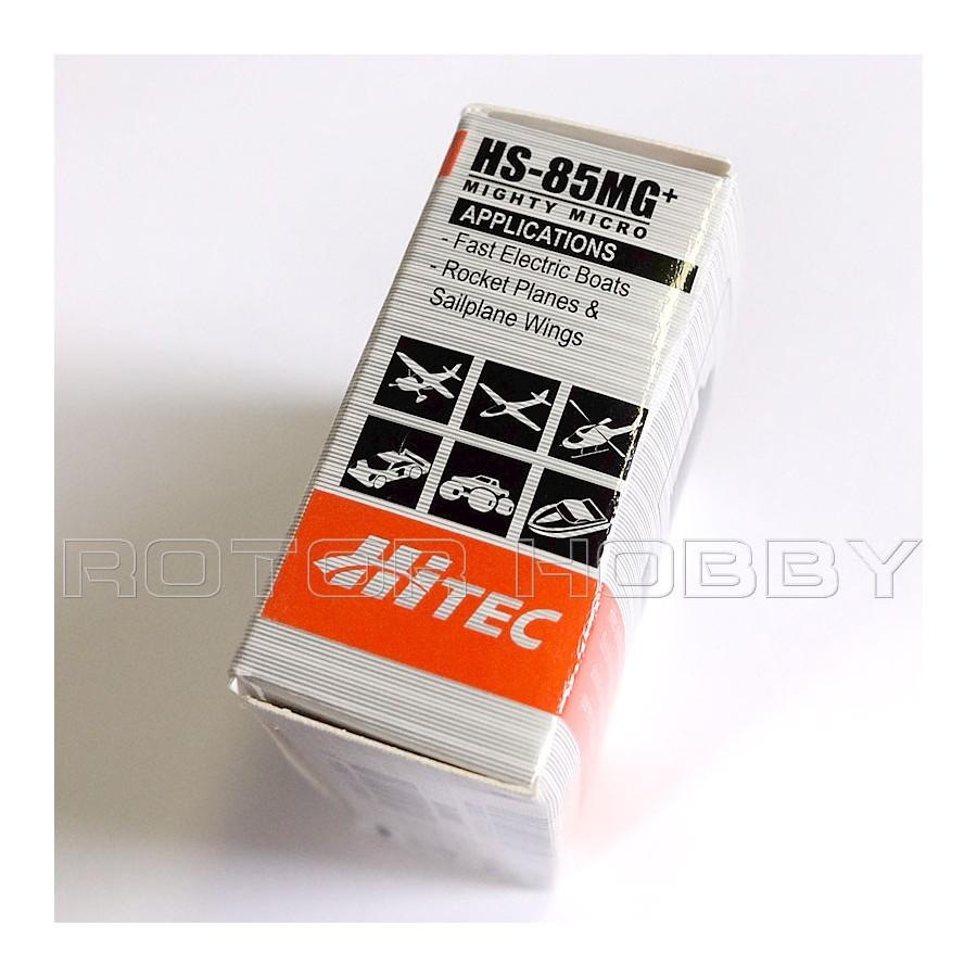 HiTec HS-85MG Premium Metal Gear Micro Servo 32085S