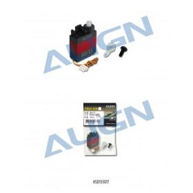 HSD15501T ALIGN DS155 Digital Servo for T-REX 150 DFC