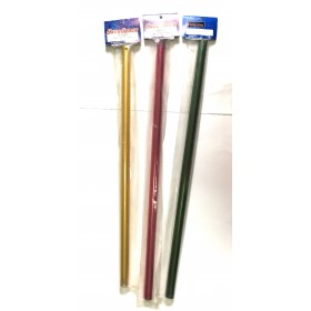 EXCELLENCE Tail Boom, for 50 Class Heli, Ø2.05x2.2x64.5cm / Range of Colors: Green, Red, Purple, Gold