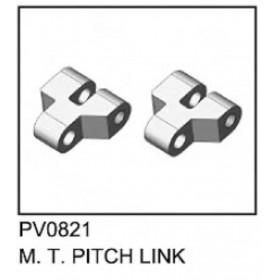 PV0821 THUNDER TIGER Metal Tail Pitch Link, for mini Titan E325 Option / E325 SE / E325 V2 / V2 SE