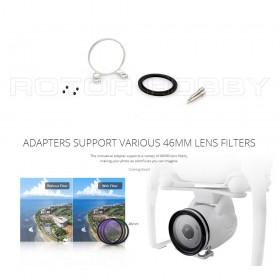 Part27 46mm Len Filter Mounting Kit for Phantom 2 Vision