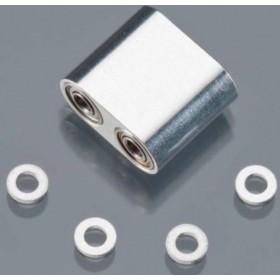 PV0819 THUNDER TIGER Metal Joint Lever, for mini Titan E325 / E325 SE / V2 / V2 SE Option