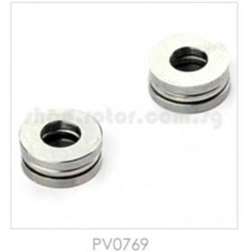 PV0769 THUNDER TIGER Thrust Bearing D4x9x4 (2pcs), for mini Titan E325 / E360 / Titan X50