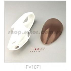 PV1071 THUNDER TIGER Expert Body (White), Innovator EXPERT