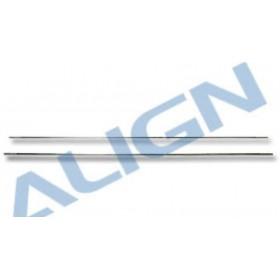 H60108T ALIGN Flybar Rod /440mm (2pcs), for T-REX 600/600 Nitro