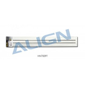 HN7009T ALIGN Flybar Rod / 570mm (2pcs), for T-REX 700 Nitro