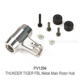 PV1294 THUNDER TIGER FBL Metal Main Rotor Hub, for [4717-] mini Titan E360 FBL ARF