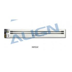 HN7055AT ALIGN Tail Boom Brace, for T-REX 700 Nitro Pro / 700E