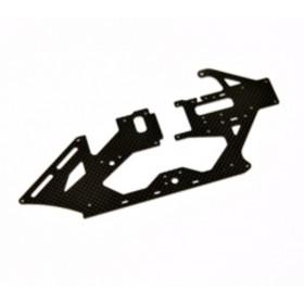 PV1271 THUNDER TIGER Carbon Main Frame (1pc), for mini Titan V2 SE / E360 FBL