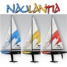 Naulantia 1M Americas Cup Racing RC Electric Yacht Kit (Assembly Required, DIY) (Without Radio Control System & Battery)
