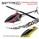 Raptor G4 Series - Raptor E720 FL 90-Class Electric Version Flybarless RC Helicopter Kit (Assembly required)