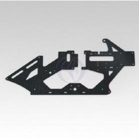 PV1267 THUNDER TIGER Carbon Main Frame, for [4712] mini Titan E325 V2