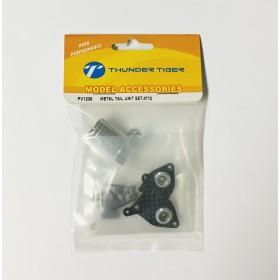 PV1236 THUNDER TIGER Metal Tail Unit Set, for [4712] mini Titan E325 V2