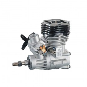 [NETT] O.S. ENGINE MAX-55HZ Hyper Ringed High Performance Heli Engine with 40L carburetor