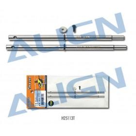 H25113T ALIGN 250PRO Main Shaft Set, for T-REX 250/SE/PRO