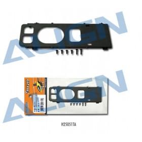 H25051TA ALIGN Bottom Plate, for T-REX 250