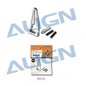H25116T ALIGN 250PRO Metal Anti Rotation Bracket, for T-REX 250PRO