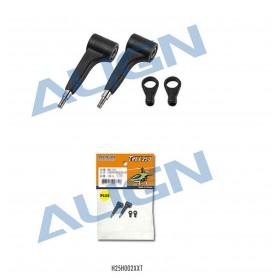 H25H002XXT ALIGN 250 Plus DFC Main Rotor Grip Arm Integrated Control Link Set, for T-REX 250Plus DFC