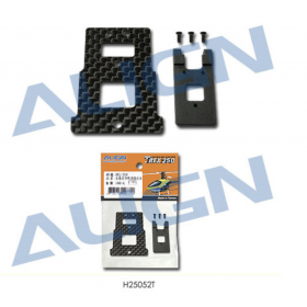 H25052T ALIGN Battery Mounting Plate Set, for T-REX 250