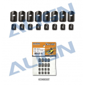 H25H003XXT ALIGN 250 Blade Clips, for T-REX 250