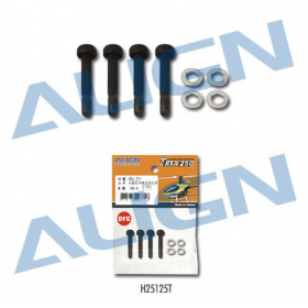 H25125T ALIGN M2 Socket Collar Screw, for T-REX 250DFC