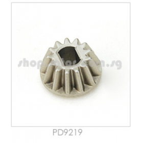 PD9219 THUNDER TIGER Dr Shaft Pinion Gear 13T, TA, for [6536-F] Sparrowhawk XB, [6542F] Sparrowhawk XXB, [6537] Sparrowhawk XT