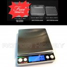I2000 Digital Weighing Scale (Up to 1kg)