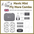 [NETT] DJI Mavic Mini Fly More Combo, 249g - UK version