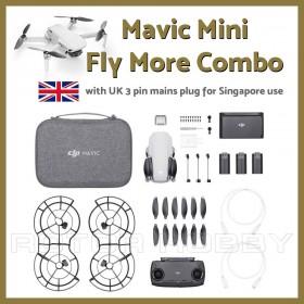 [NETT] DJI Mavic Mini Fly More Combo - UK version