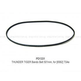 PD1331 THUNDER TIGER Bando Belt 501mm, for [6582] TS4e