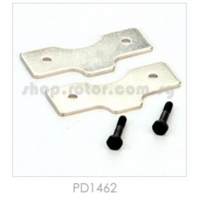 PD1462 THUNDER TIGER Brake Pads & Screws, MTA-4, for [6228F] MTA-4 S28