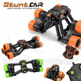 2.4G RC Flexible Stunt Car