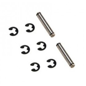 PD05-0026 THUNDER TIGER Output Cup Pins, for [6403] eMTA