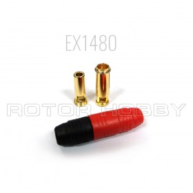 AS150 Safety Protection 7mm Banana Connector