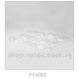 Windshield, for [3872] UH-1Y Fuselage, R50