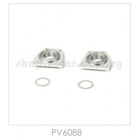 Thunder Tiger Bearing Support, for [3872] UH-1Y Fuselage, R50