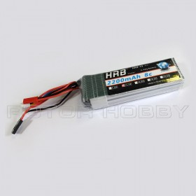 11.1V 2200mAh 8C LiPo Transmitter Battery
