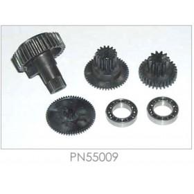 PN55009 Hitec Servo Gear Set (Karbonite), for HS-6965HB / HS-7966HB