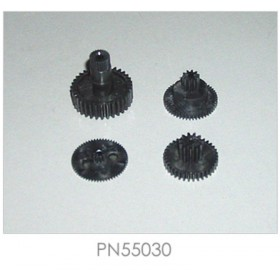 PN55030 Hitec Servo Gear Set (Karbonite), for HS-485HB / HS-5485HB / HS-5495BH