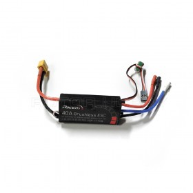 Marine Brushless ESC 40A with XT60 for V792-4 Atomic RC Speedboat