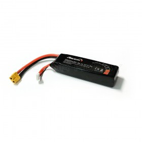 11.1V 2600mAh LiPo Battery XT60 plug for V792-4 Atomic RC Speedboat