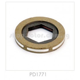 PD1771 THUNDER TIGER Option Brake Disc, MTA-4, for MTA-4 S28 Option, MTA-4 Sledge Hammer S50 Option