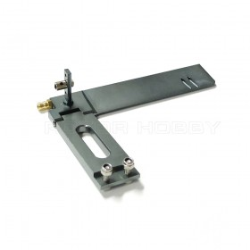 Metal Rudder for V798-4P VECTOR SR80 PRO RC Racing Boat