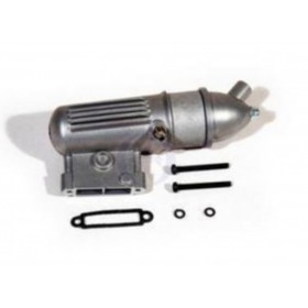 9217 THUNDER TIGER Muffler, for GP-10 / GP-15
