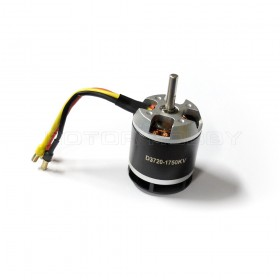 Brushless Motor 3720 / 1750KV for V798-4P VECTOR SR80 PRO RC Racing Boat