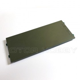 Battery Cover 154.5x62x8mm for Heng Long 1/16th scale RC German Panther RC Battle Tank HLT3819-1B or similar