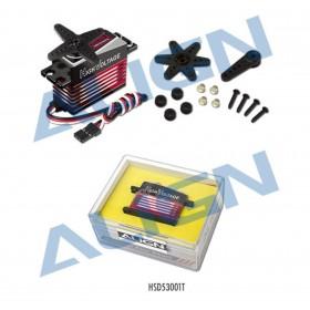 HSD53001T ALIGN DS530M Digital Servo, for T-Rex 500 CCPM cyclic use / trex500