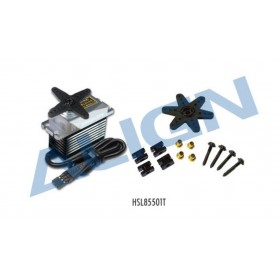HSL85501T ALIGN BL855H High Voltage Brushless Servo, for T-Rex 550 / 600 / 700 / 800 rudder use